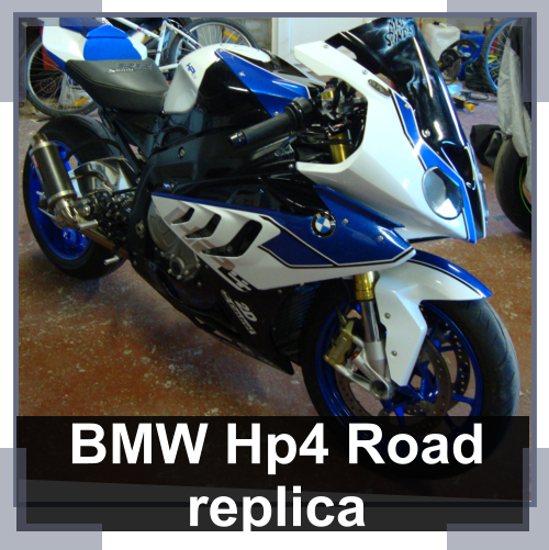Bmw S1000rr Hp4 Road Replica